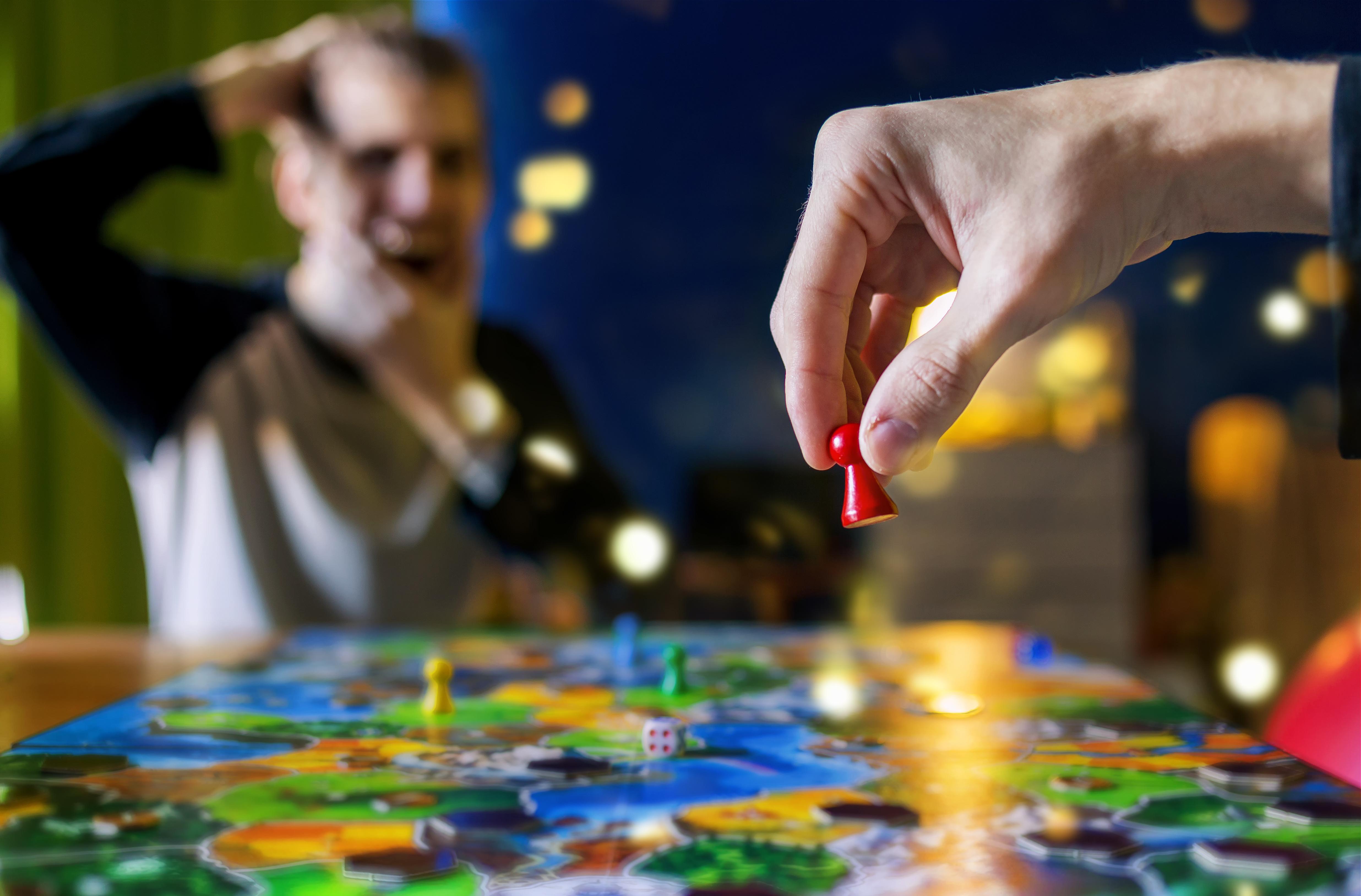 Start-Up entrepreneur board game