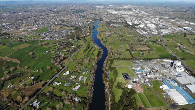 Horotiu section of Waikato River, Could changing water behaviours the water crisis in Auckland?
