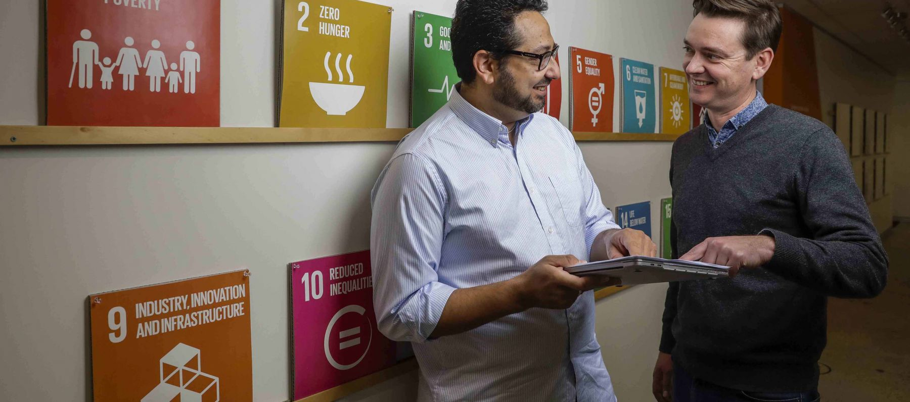 Sustainable Development Goals at ThinkPlace