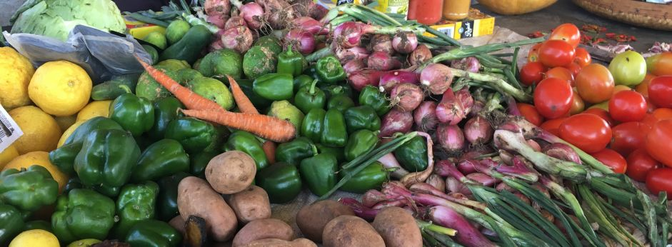 Food markets in Mozambique Nutrition