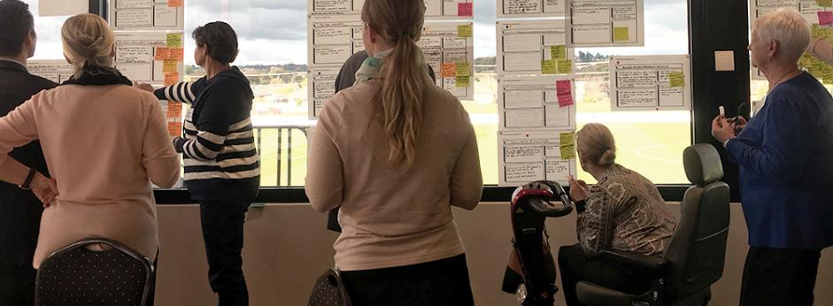 Ballarat workshop participants