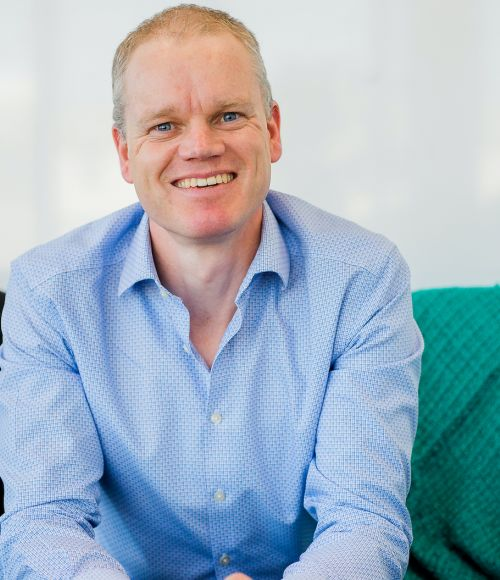 Meet our new leaders: Danny De Schutter, GM Innovation