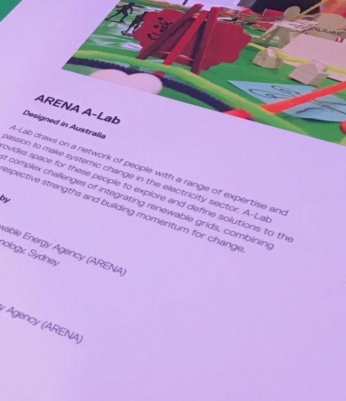 A-Lab Co-Design Design Strategy
