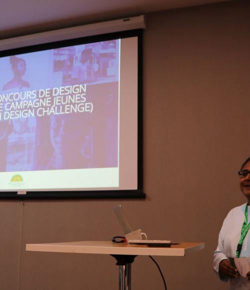 Youth Innovation Challenge Francophone Social Behavior change ThinkPlace